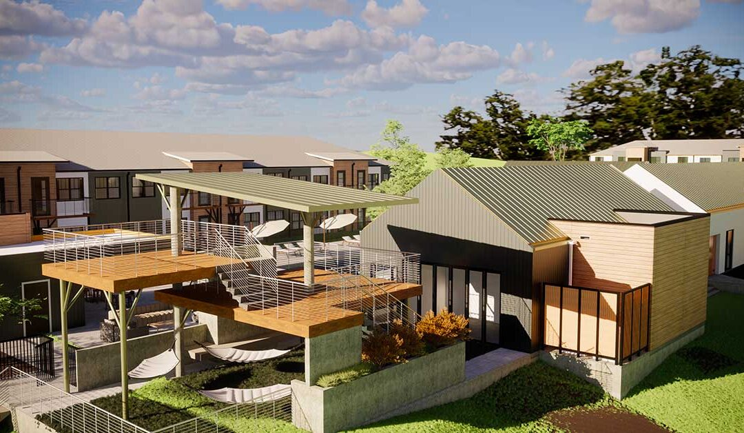 'Treesort' Apartments in North Hall to Feature Unique Treehouse Decks